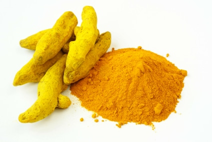 Turmeric spice for gout