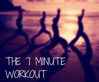 The 7 Minute Workout for your Gout