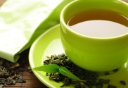 Gout and green tea