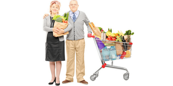 Grocery shopping list for gout sufferers